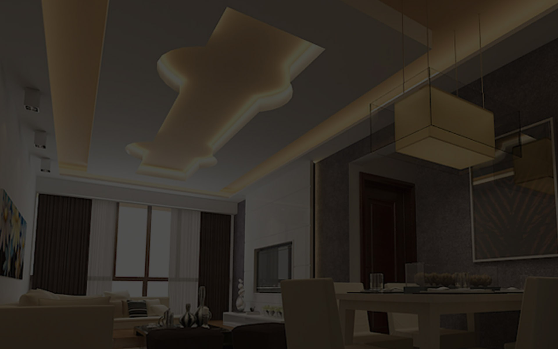 Gypsum & Ceiling Services